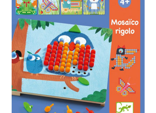 Mosaïco Rigolo