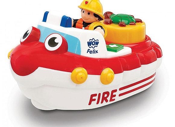 Wow Toys - Bateau sauvetage