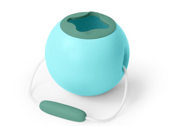 Seau mini Ballo vert mineral