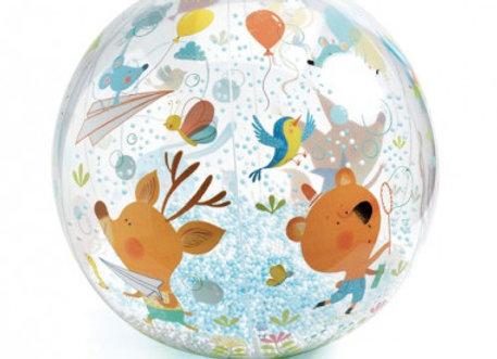 Ballon gonflable bubble