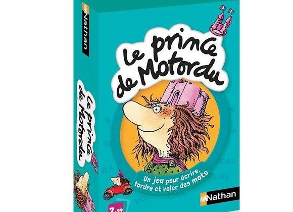 NATHAN - Le Prince de Motordu
