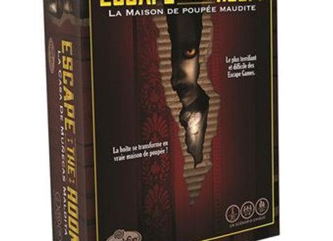 Escape the room la maison de poupée maudite