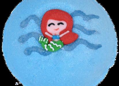 Boule de bain sirène