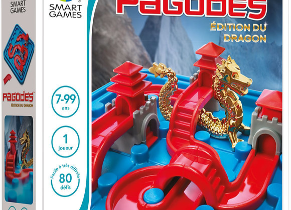 Smartgames - pagodes