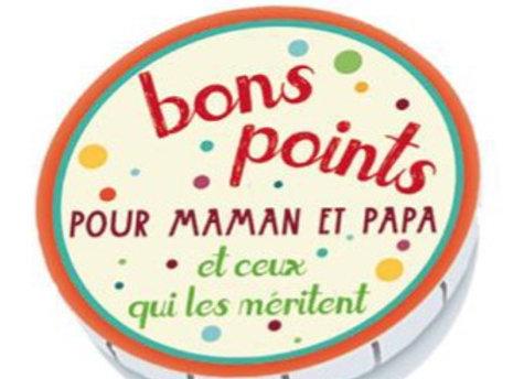 BONS POINTS Confettis - Lily Poule