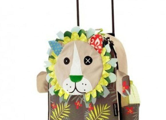 Deglingos trolley lion