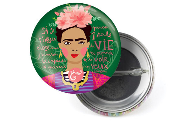 "Badge ""Frida"""