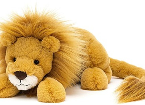 Jellycat lion petit - 29cm