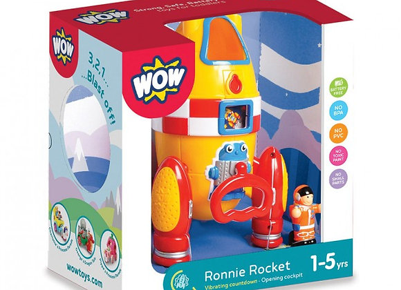 Ronnie Rocket - Wow