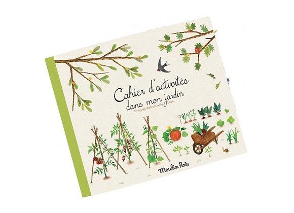CAHIER D'ACTIVITÉS LE JARDIN - Moulin Roty