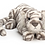Thumbnail: Sacha léopard des neiges très grand