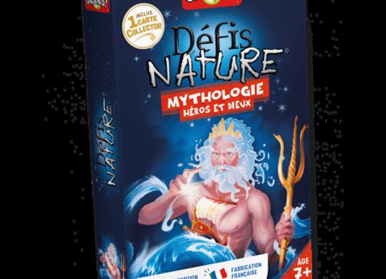 Défis Nature Mythologie, Héros et Dieux