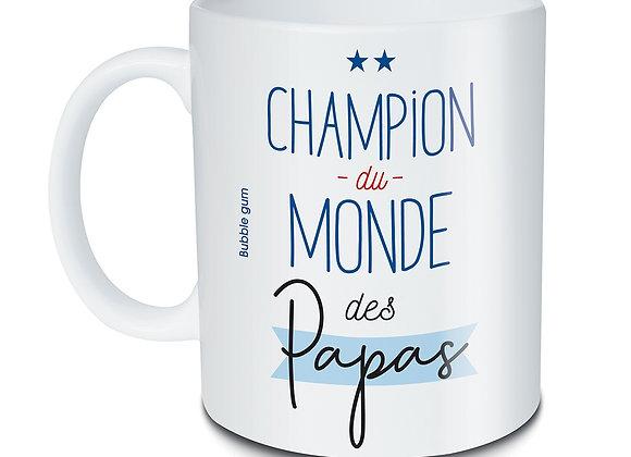 Mug papa champion