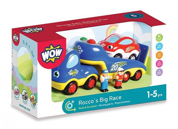 La grande course de Rocco