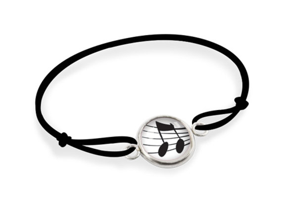 Bracelet Les Minis  - Note de musique