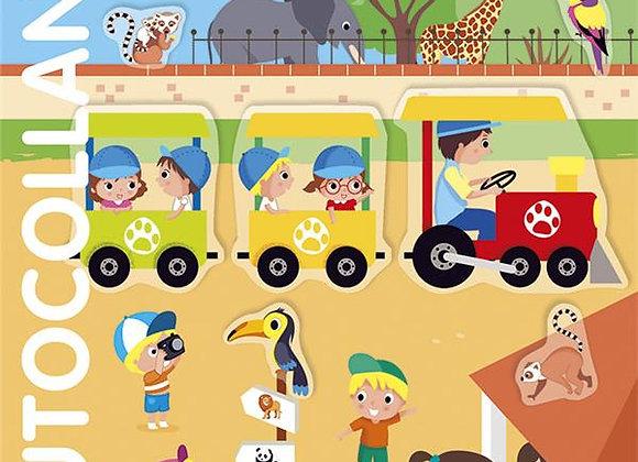 Autocollants le parc animalier