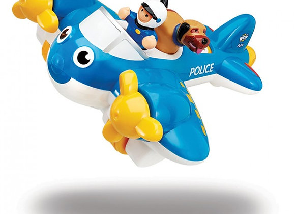 Wow Toys - Avion police