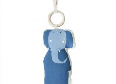 Mrs. Elephant Mobile musical
