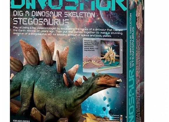 Déterre ton dinosaure- stégosaure