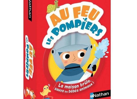 NATHAN - Au feu les Pompiers