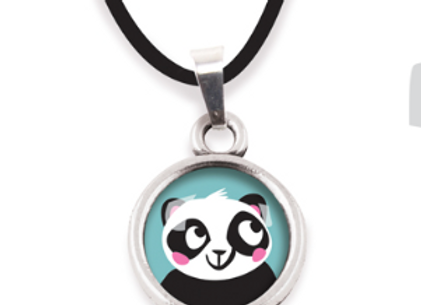 Collier Les Minis Panda