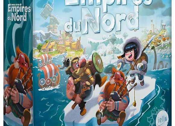 Imperial Settlers : Empires du Nord - Iello