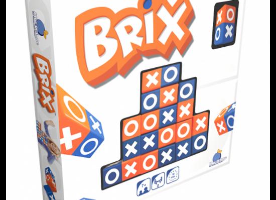 Brix , jeu de stratégie