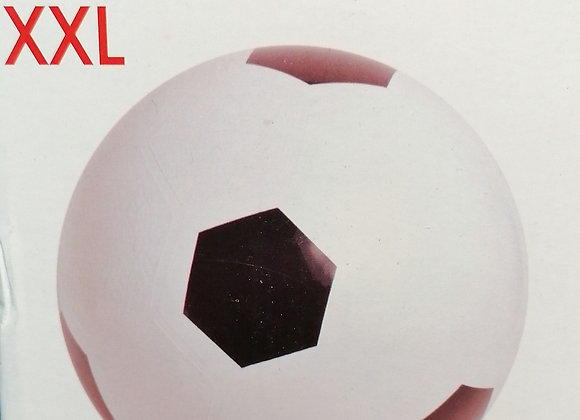 Ballon de foot XXL à gonfler