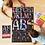Thumbnail: POPPIK - Poster géant + 1600 tickets  ALPHABET
