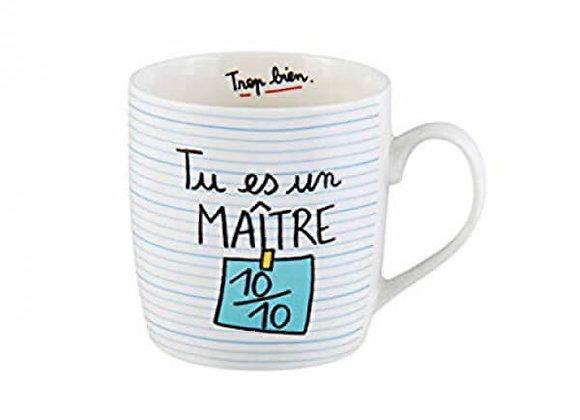 Mug maître 10/10