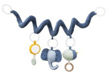 Spirale d'activité - Mrs. Elephant