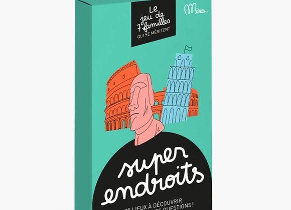 SUPER ENDROITS - Minus