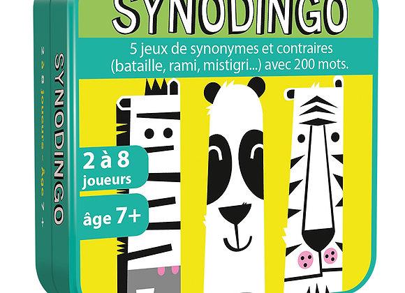 Synodingo  +de 7 ans