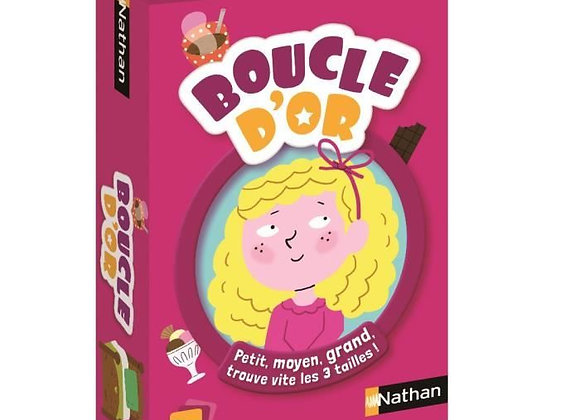 NATHAN - Boucle d'Or