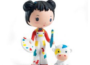 Figurine Tinyly - Barbouille