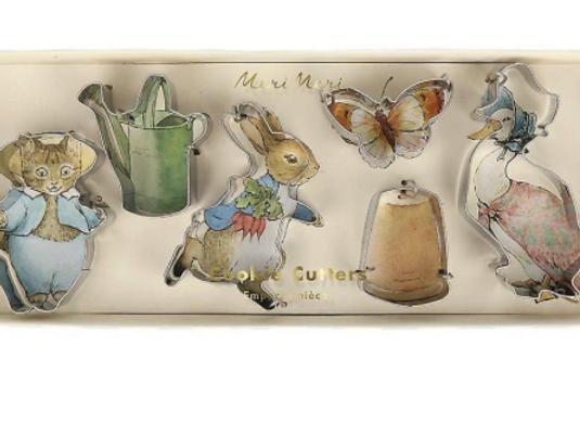 Emporte-pièces Peter Rabbit - Meri merci