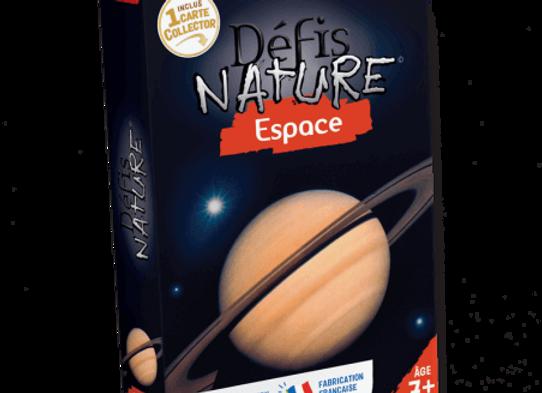 Défis nature - espace