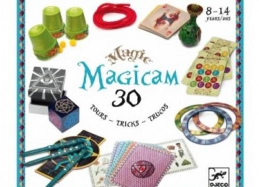 coffret de magie Magicam