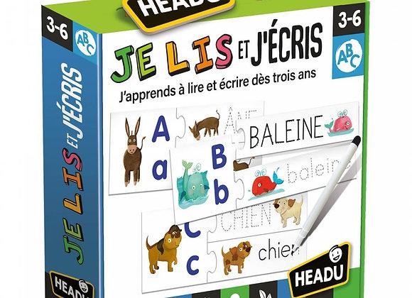 HEADU-Je Lis et J'Ecris
