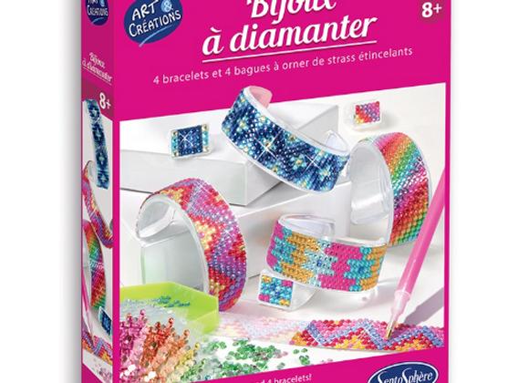 Bijoux à diamanter