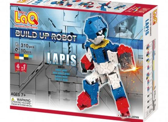 Laq - Robot Lapis