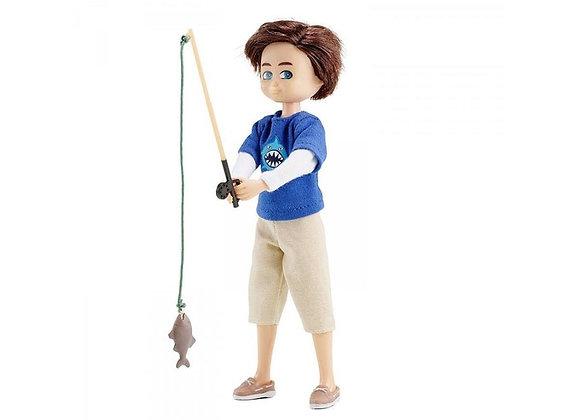 Lottie - tenue pêche