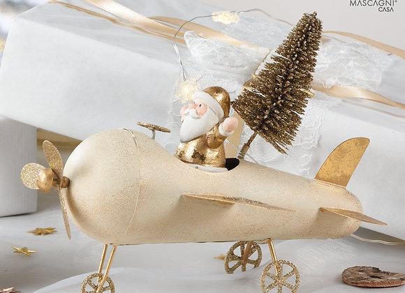 Peri Noël avion