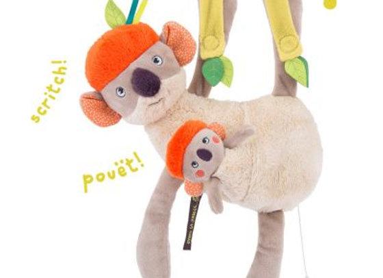 Koco le koala peluche musicale- Moulin Roty