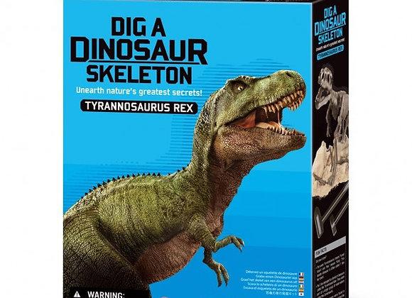 Déterre ton dinosaure- T rex