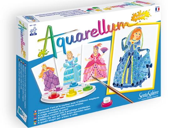"Aquarellum Junior ""Princesses"""
