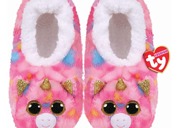 Chaussons peluche Fantasia - taille 27/28