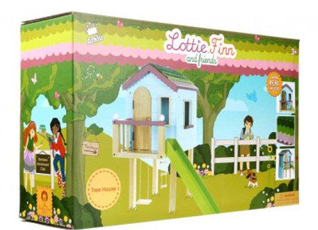 Maison poupée Lottie