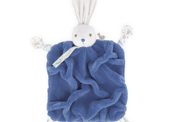 Plume Doudou lapin bleu - Kaloo