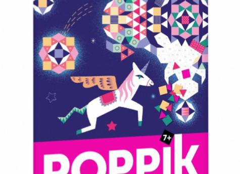 POPPIK - Poster géant + 1000 stickers constellation